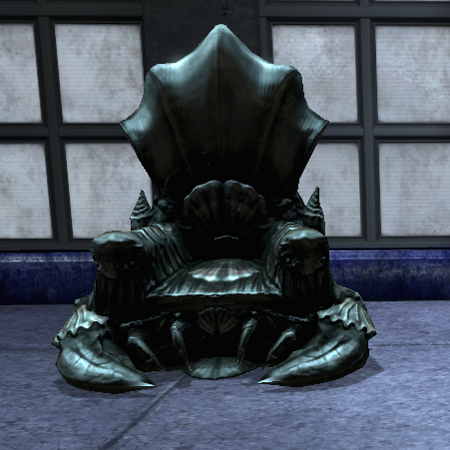 Atlantean Throne