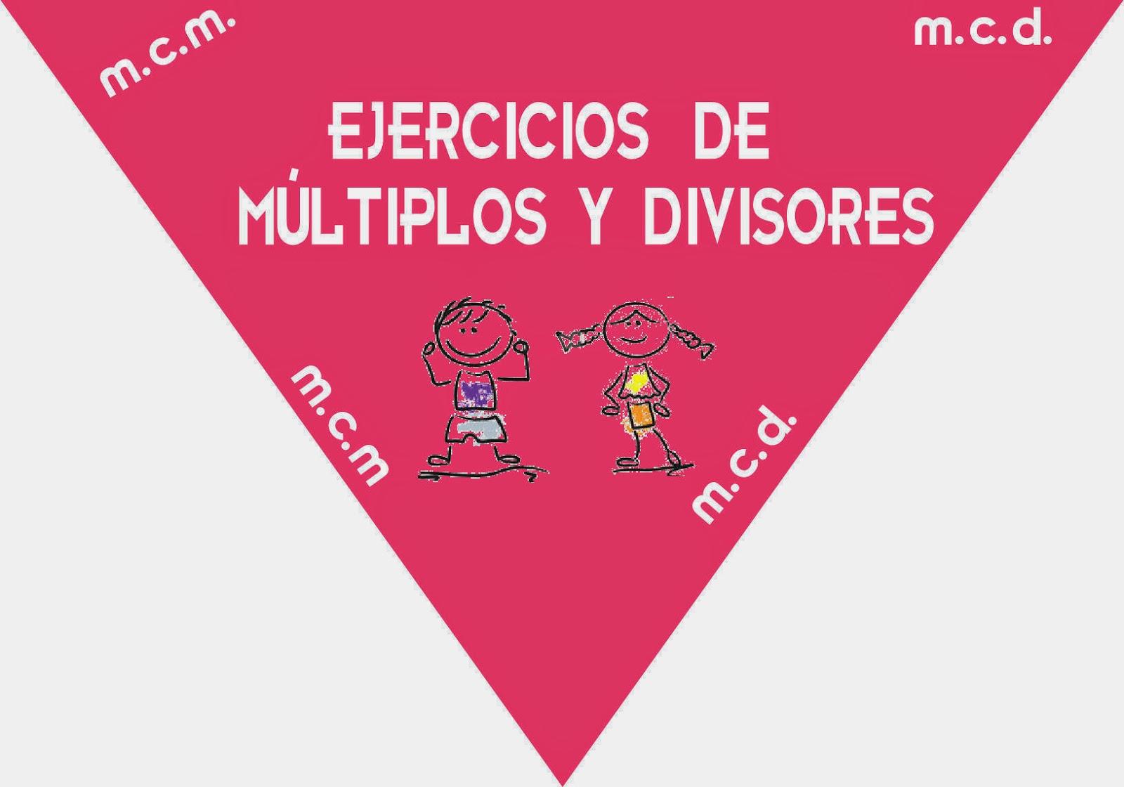 http://colegiolosrosales.net/web6primaria/sextoprimaria/asignaturas/matemsexto/ejercicios/03divisibilidadejercicios.pdf