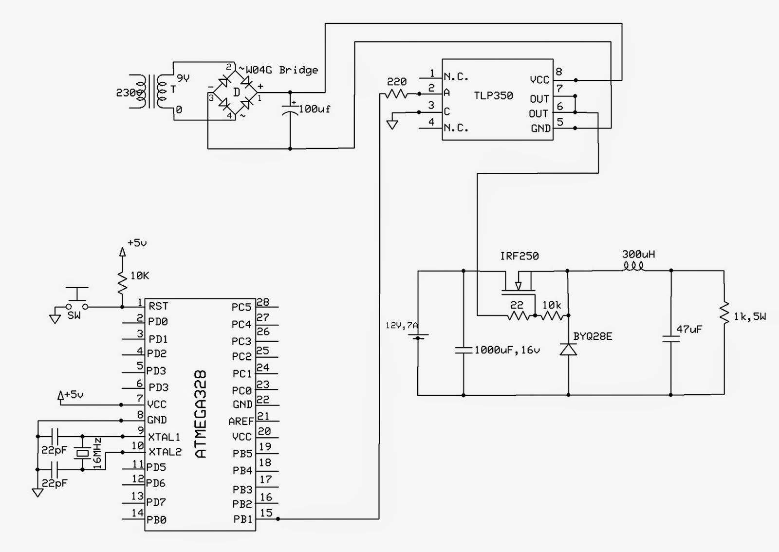 Emerging Technologies Buck Converter Using Arduino Bldc Motor Control Circuit