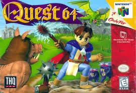 Quest 64roms n64