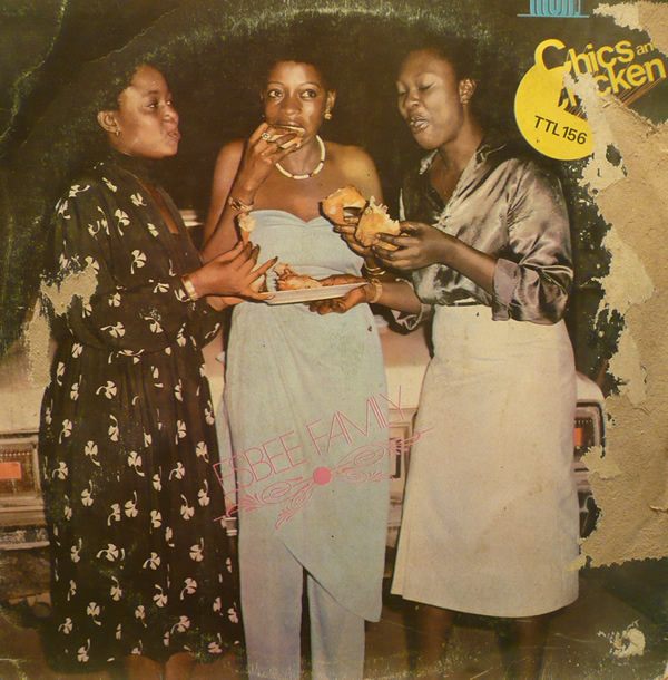 Esbee Family - Chics And Chicken
