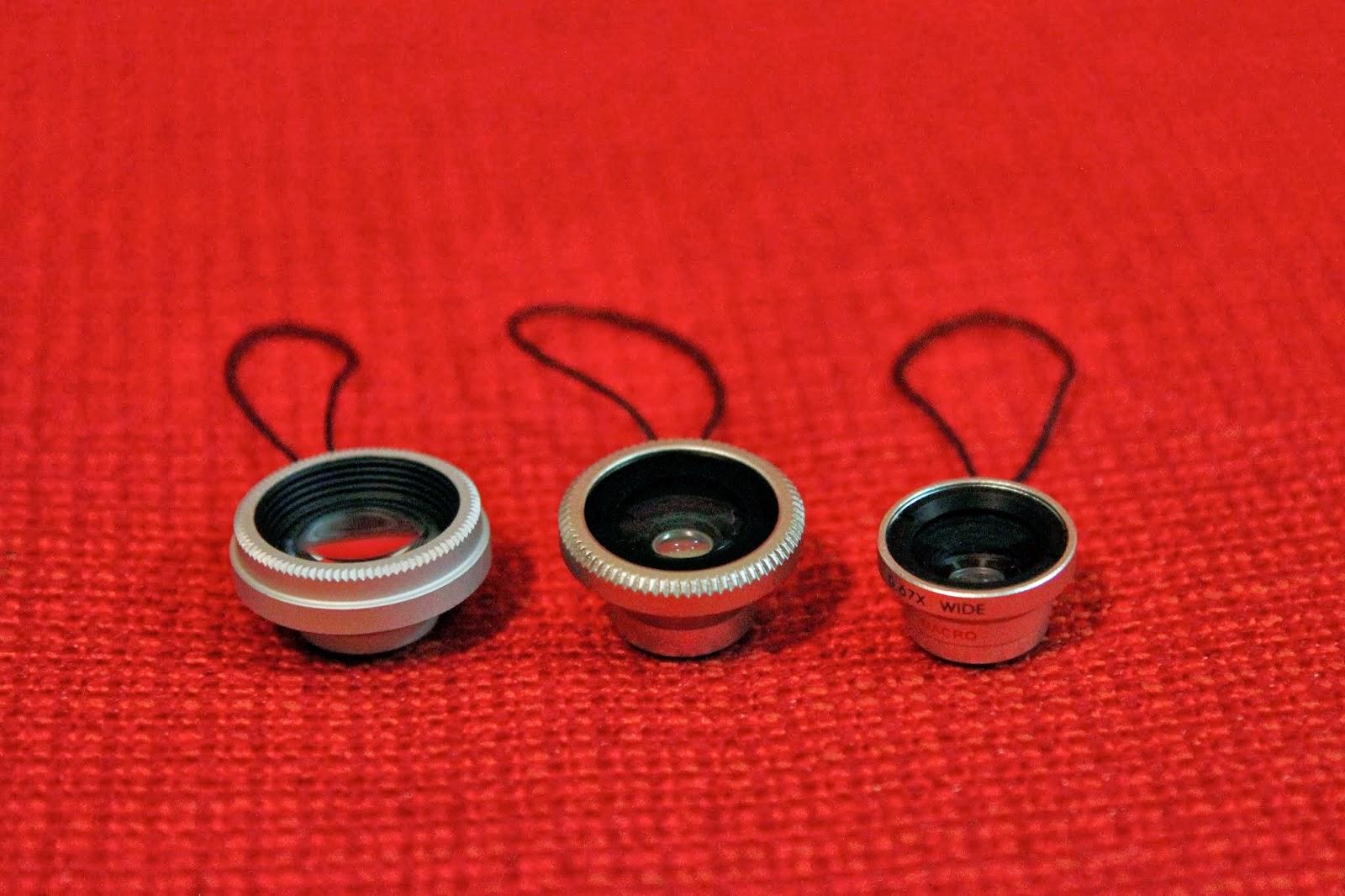 Photojojo iPhone Camera Lens Set Review
