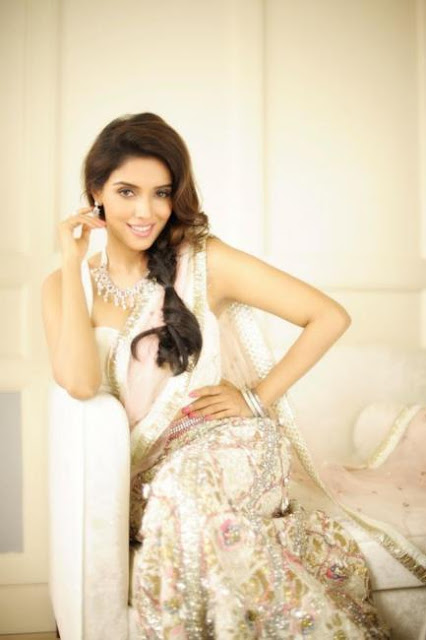 Asin Photo shoot for The Hindu Bridal Mantra in Saree