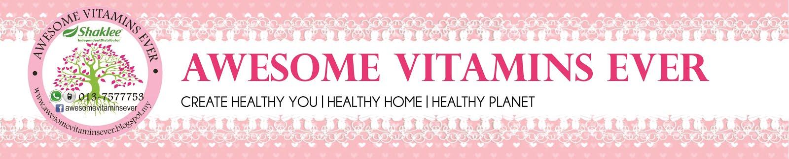 Awesome Vitamins Ever | Pengedar Sah Shaklee Taman Nong Chik, Bandaraya Johor Bahru, Taman Daya