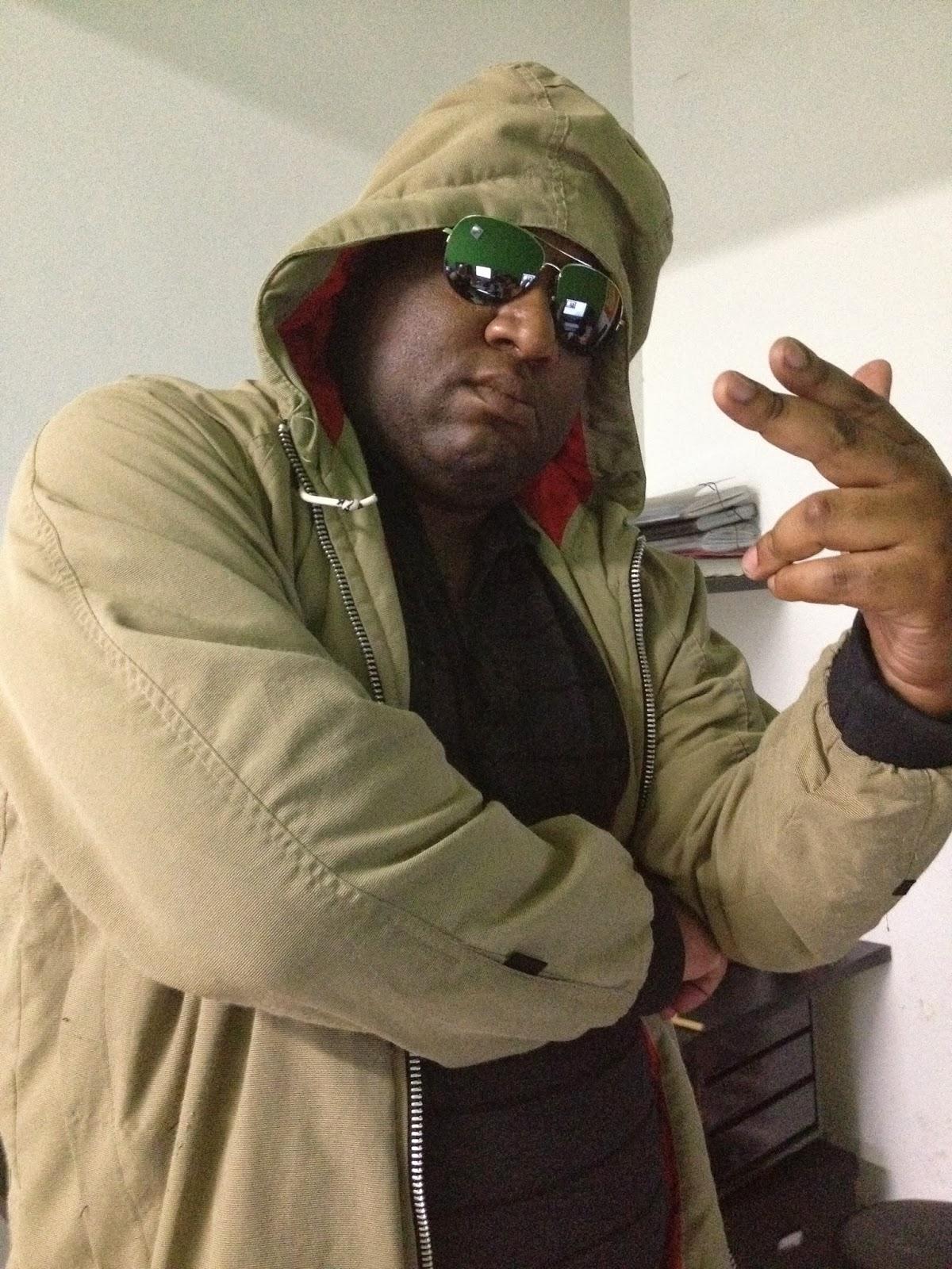 Rogério de Moura, rapper, rap