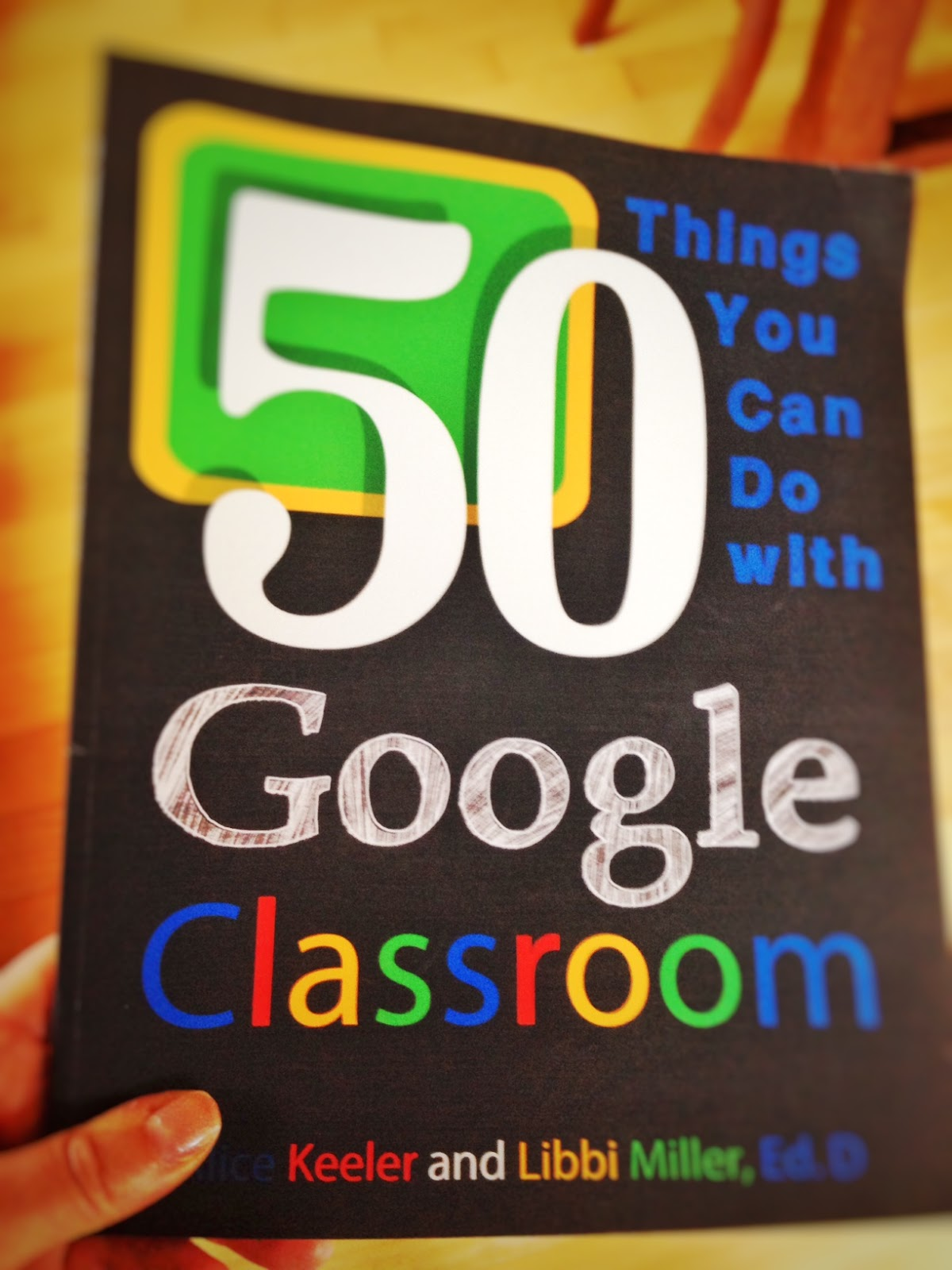 Review of 50 Things You Can Do With Google Classroom