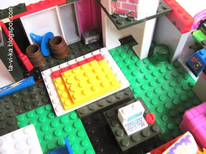 конструирование из Лего