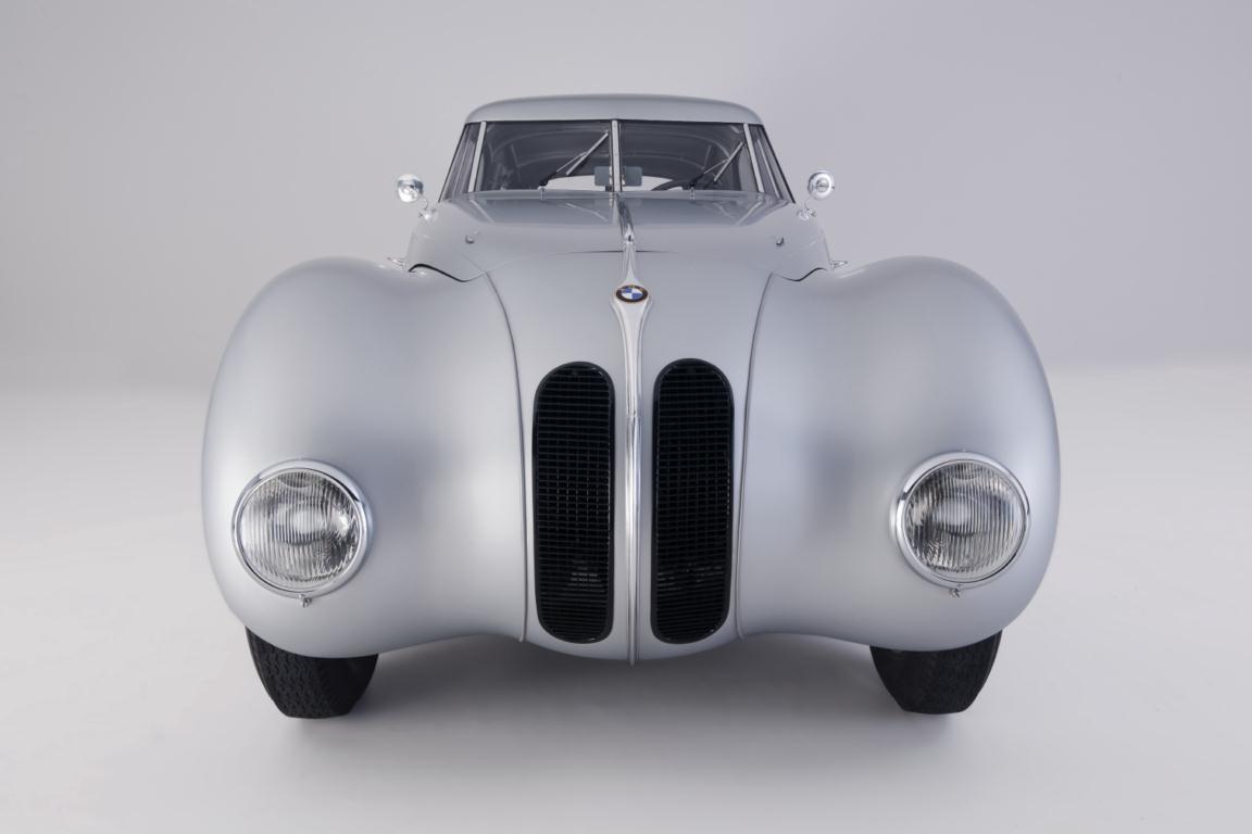 Ruote Rugginose: 1940 BMW 328 Mille Miglia Kamm Coupe