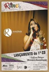 Lançamento do 1º CD - Ritmos