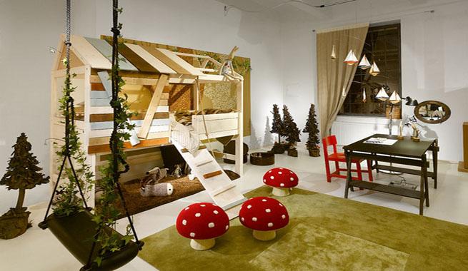 Pintura y madera vuelta al cole con - Pinturas originales para dormitorios ...