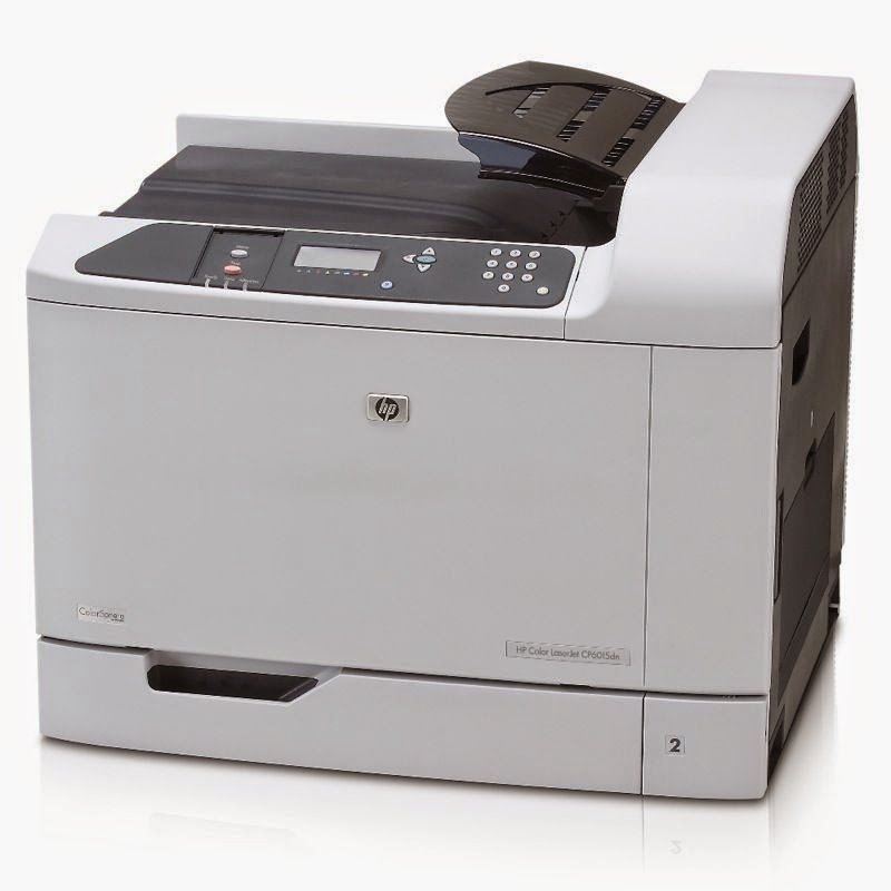 HP Color LaserJet CP6015dn Printer (Q3932A)