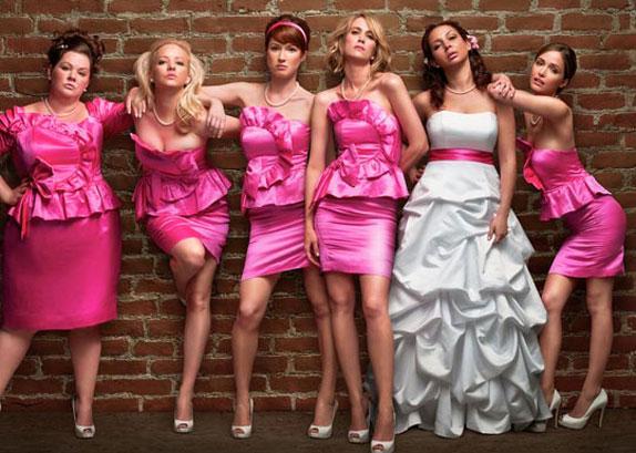 Bridesmaids 2011