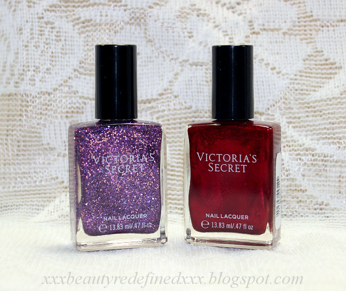 BeautyRedefined by Pang: Victoria\'s Secret Nail Lacquer Swatches ...