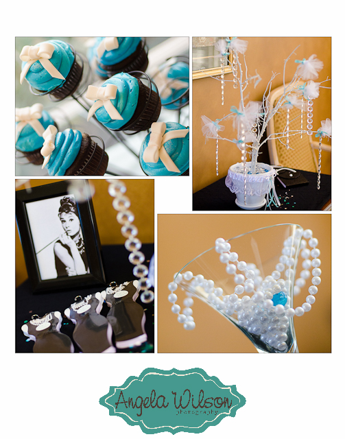 Breakfast at Tiffany 39s Themed Bridal Shower