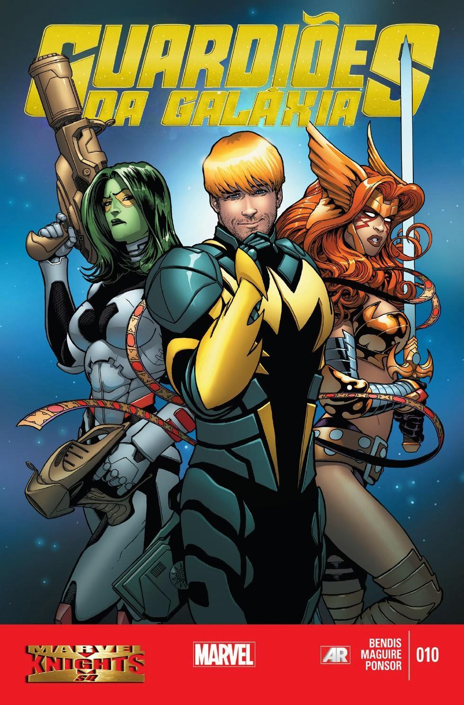 Guardiões da Galáxia #10