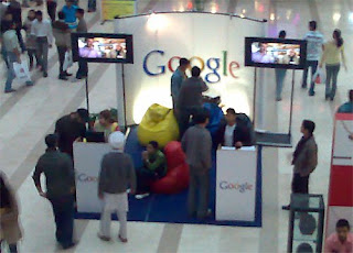 Google Mumbai Office India