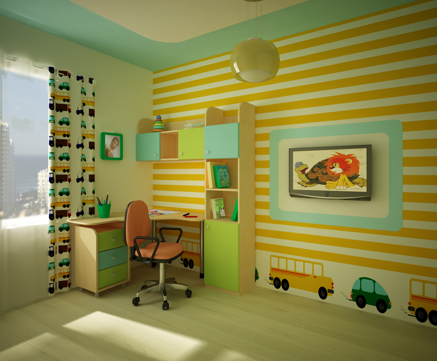 5 шагов правильного обустройства детской комнаты по системе Монтессори