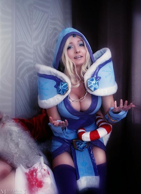 lanaya dota 2 cosplay - photo #30
