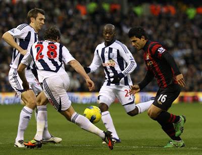 WBA 0 - 0 Manchester City (2)