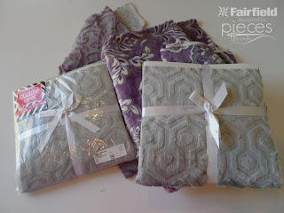 Very Violeta Cuddle Quilt tutorial