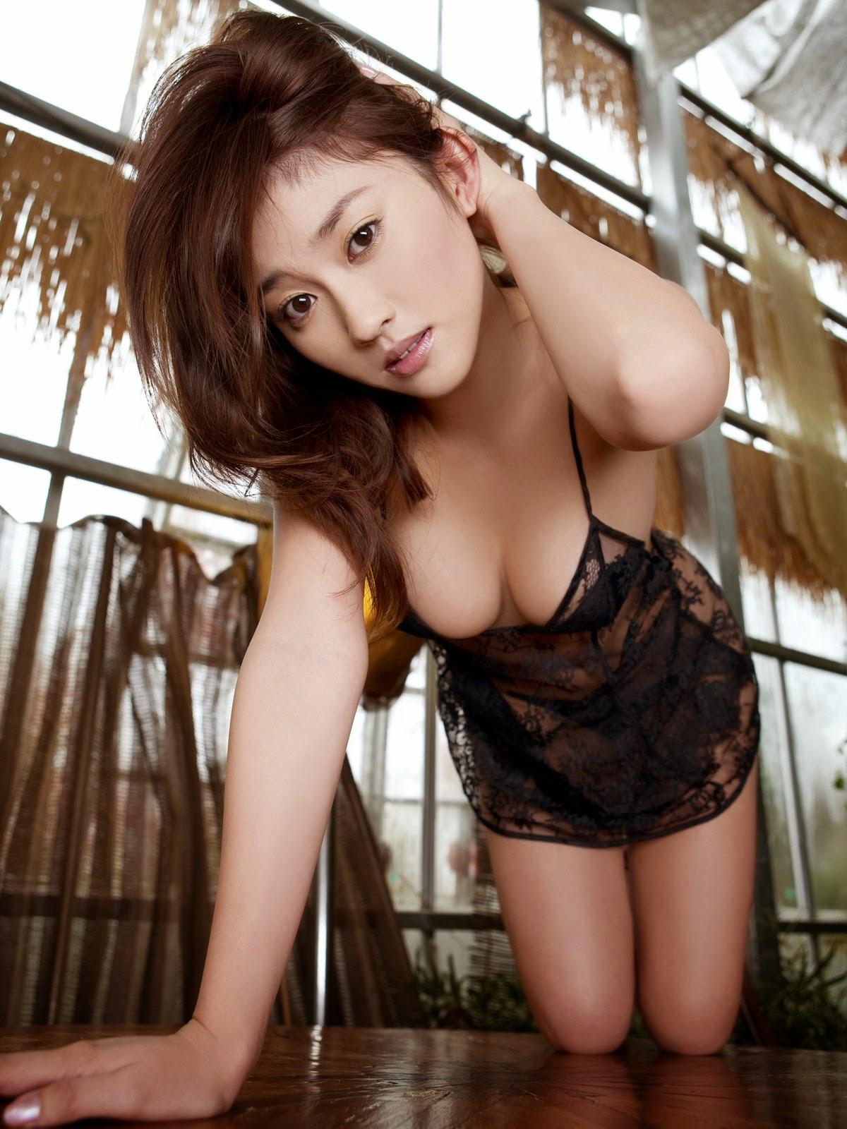 Nín thở ngắm thân hình gợi cảm của Mikie Hara 7