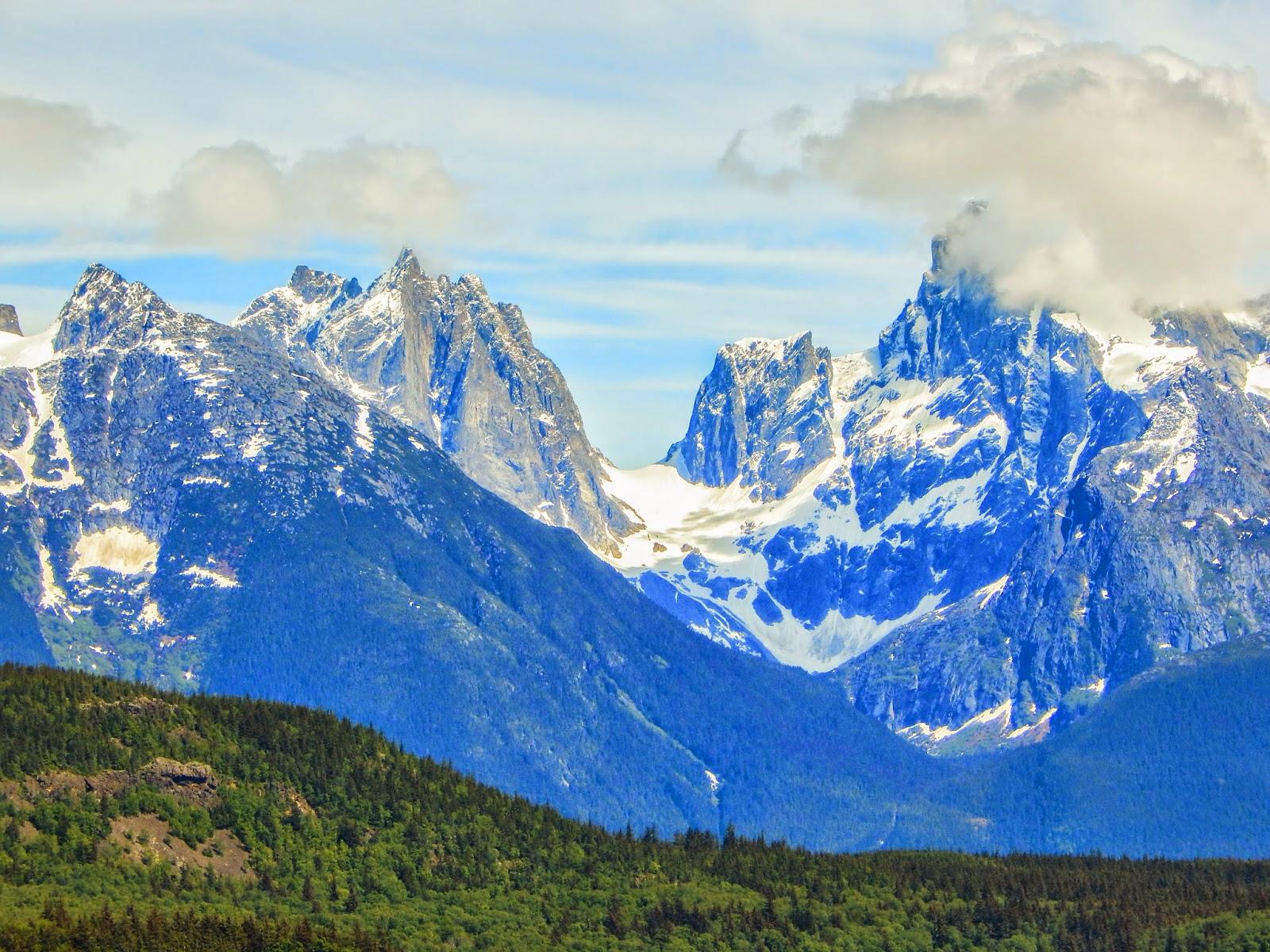 Alaskan Mountain Majesty Walking Arizona