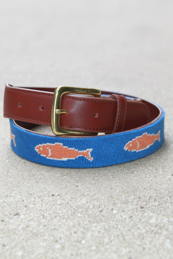 Preppy Surcingle Belt