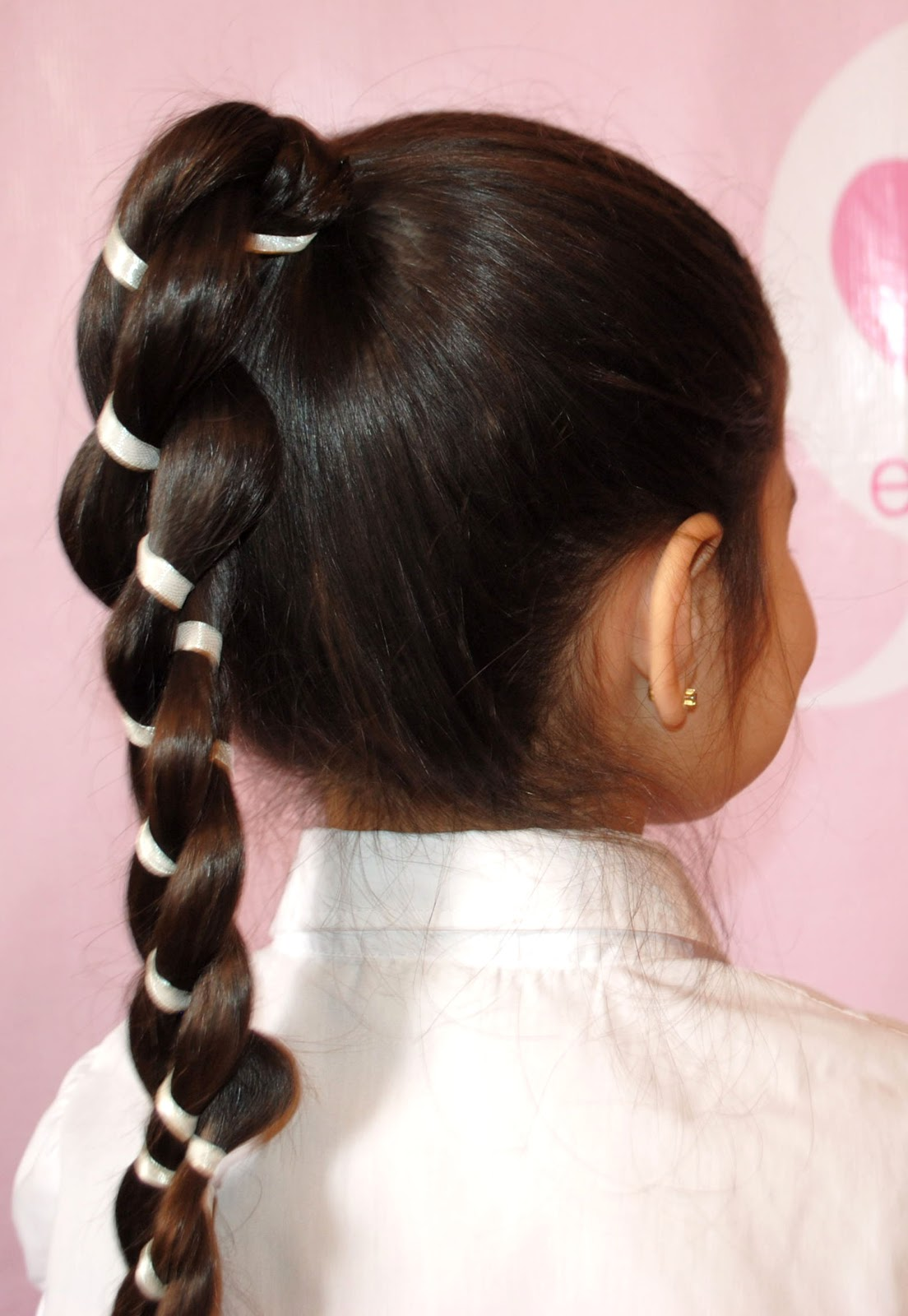 фото причесок на длинные волосы с челкой лёгкие