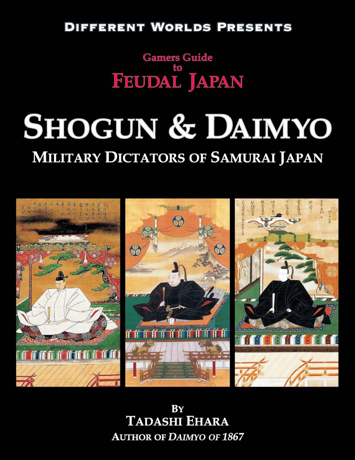 japan  daimyo of 1867