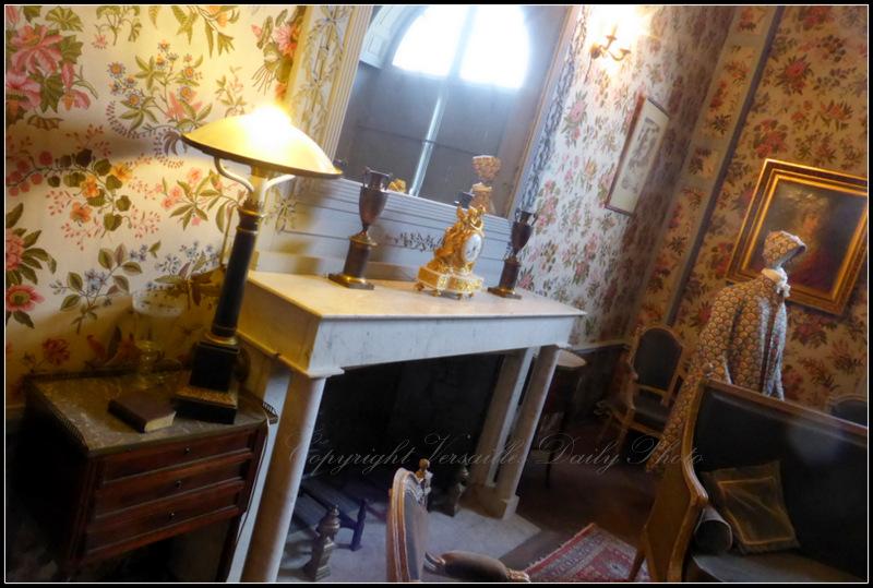 Oberkampf's room Toile de Jouy
