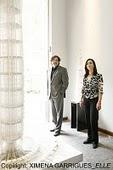 Rosa Cervera & Javier Pioz
