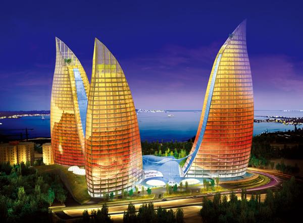 Where Is Azerbaijan Fairmont Baku - Where is baku