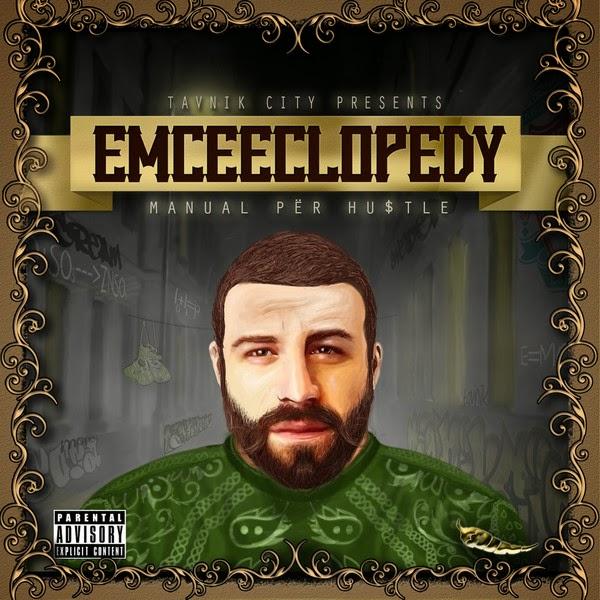 Mc Kresha - Emceeclopedy  Cover