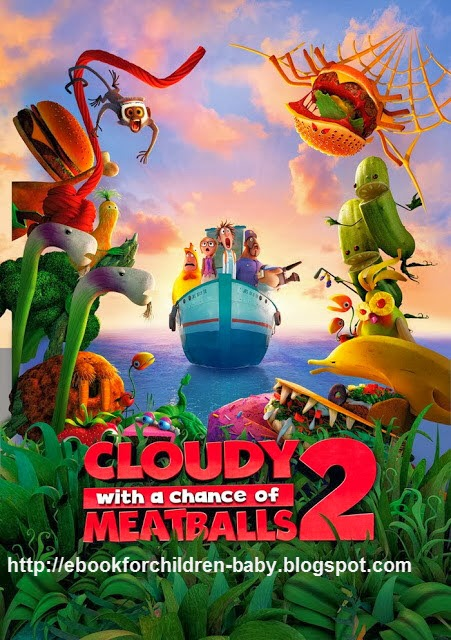 C?n M?a Th?t Vi�n 2 - Cloudy with a Chance of Meatballs 2