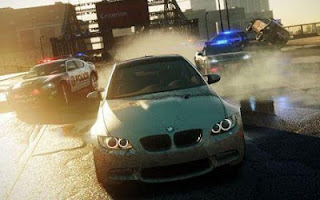 Game Need For Speed ​​Most Wanted 2012
