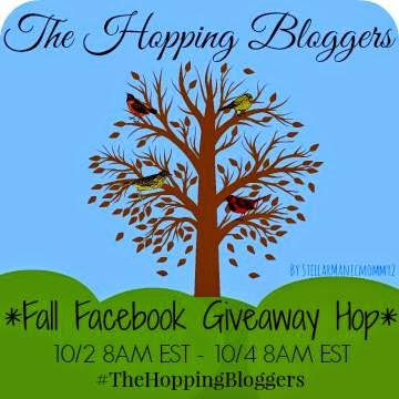 Hopping Blogger's Facebook Giveaway Hop