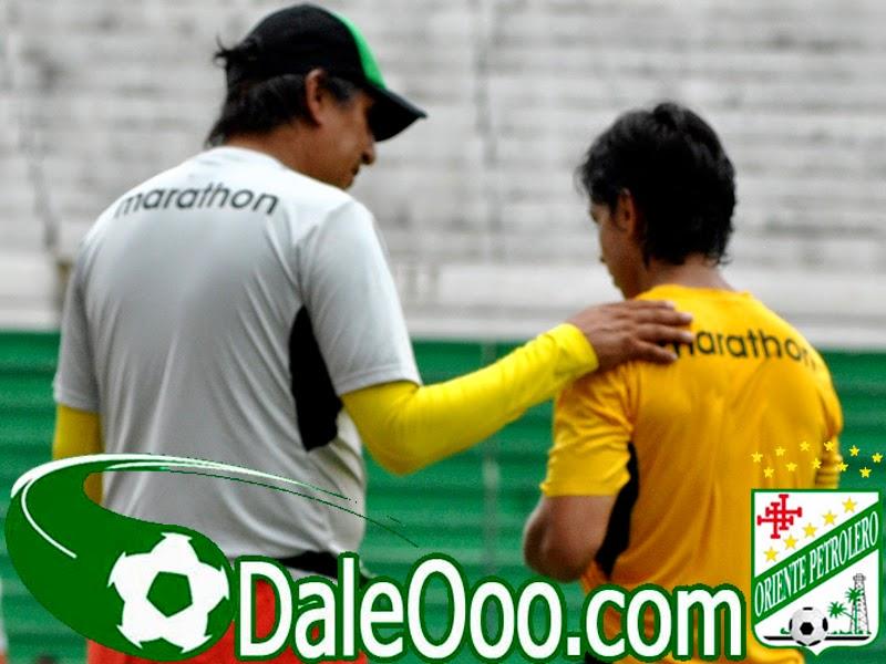 Oriente Petrolero - Marvin Bejarano - DaleOoo.com página del Club Oriente Petrolero