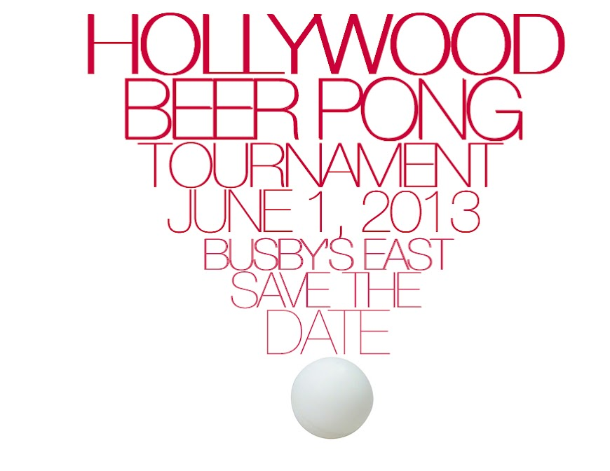 Hollywood Beer Pong