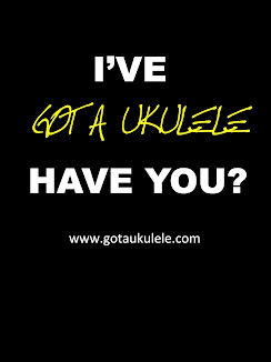 Get the  NEW Got A Ukulele T Shirt!