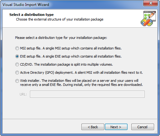 Cara membuat File .Exe / Setup Installer (VB.NET) - 1