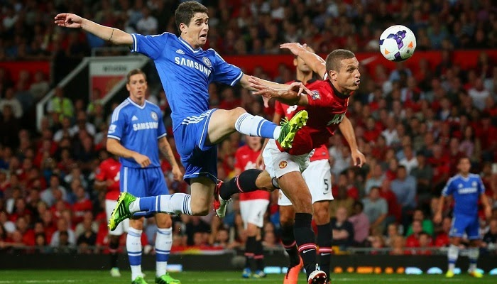 Chelsea vs Manchester United en vivo