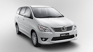 Mobil Grand New Kijang Innova