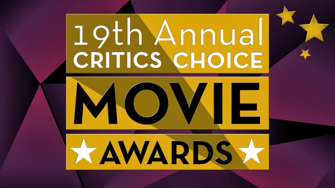 'Gravity', la más premiada en los Critics' Choice Awards. Lista completa de ganadores