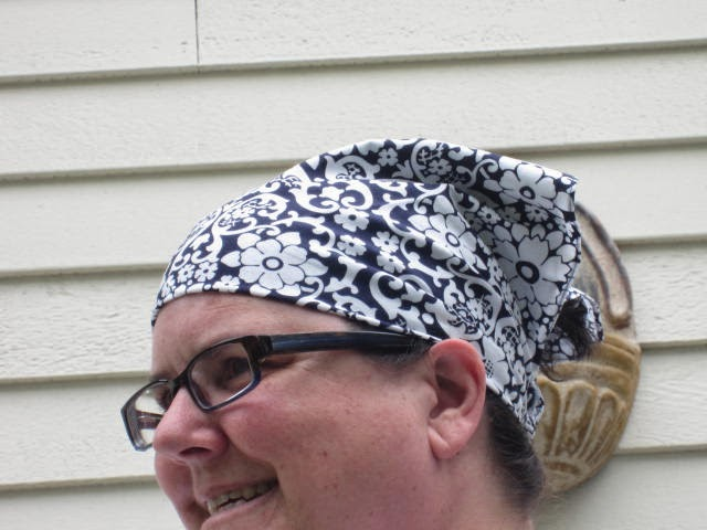 make your own headscarf