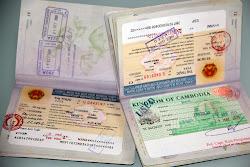 Visa to Vietnam and Cambodia
