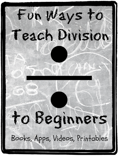 math worksheet : fun ways to teach division to kids  teach beside me : Beginner Division Worksheets