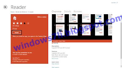 reader yükleme, windows reader tekrar yükle