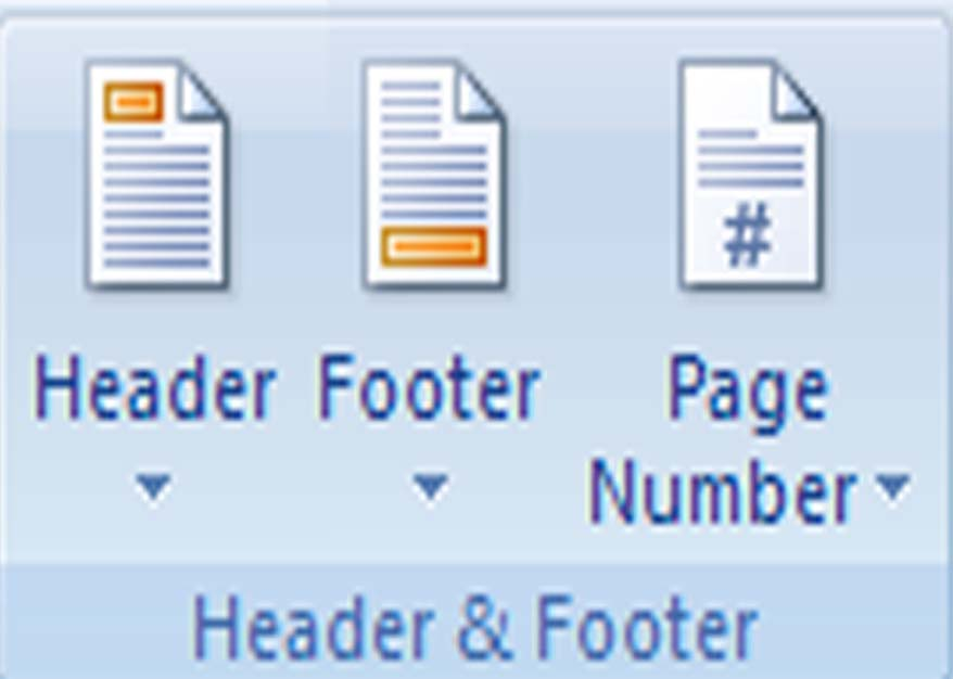 Cara Membuat Halaman pada MS Office Word 2007 ~ Tips dan