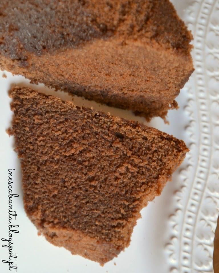 bolo chocolate com água