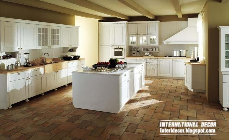 Elegant white kitchen designs and ideas, white kitchen cabinets ...